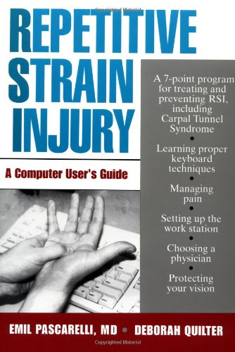 288. Repetitive Strain Injury: A Computer User