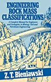 Engineering Rock Mass Classifications: A Complete Manual for Engineers and Geologists in Mining, Civil, and Petroleum Engineering