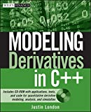 Modeling Derivatives in C++ (Wiley Finance) - book cover picture