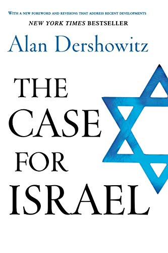The Case for Israel, by Dershowitz, A