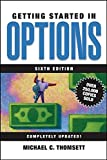 Buy Getting Started in Options from Amazon