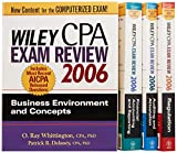 Wiley CPA Exam Review 2006 (Wiley Cpa Examination Review (4 Vol Set))
