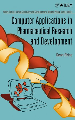 Book Cover: Computer Applications in Pharmaceutical Research and Development (Wiley Series i