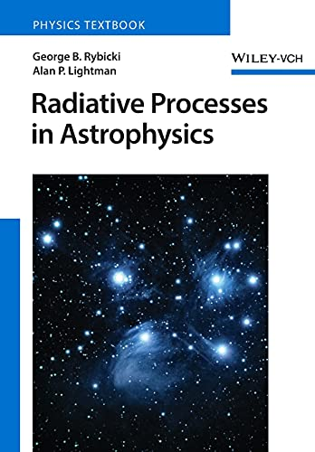 Cover of Radiative Processes in Astrophysics