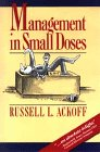 Buy Management in Small Doses from Amazon