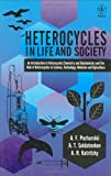 Heterocycles in life and society | Pozharskii, Aleksander Fedorovich. Auteur