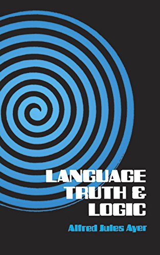 Language Truth and Logic, by Ayer, A.J.