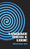 Language, Truth and Logic - book cover picture