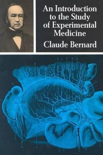 An Introduction to the Study of Experimental Medicine (Dover Books on Biology)