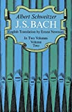 Link to Schweitzer, Albert:   J. S. Bach --Vol. II [to Item]