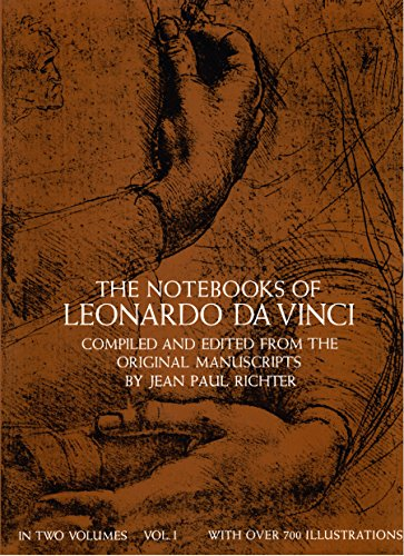 The Notebooks of Leonardo Da Vinci (Volume 1) by Leonardo Da Vinci (Paperback)