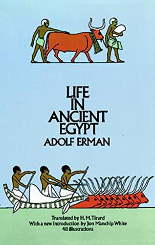 Life in Ancient Egypt, Adolf Erman