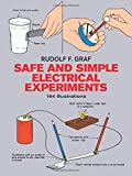 Safe and Simple Electrical Experiments - book cover picture