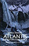 Atlantis, the Antediluvian World - book cover picture