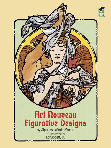 Art Nouveau Figurative Designs (Dover Pictorial Archive)