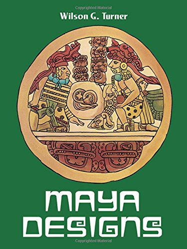 I originally bought this book while researching designs for a Mayan tattoo.