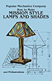 How to Make Mission Style Lamps and Shades, book cover