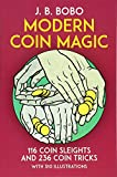 Modern Coin Magic - book cover picture