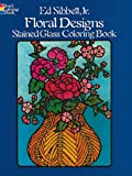 Buy Floral Designs Stained Glass Coloring Book from Amazon.com