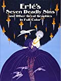 Ertes Seven Deadly Sins And Other Great Graphics in Full Color