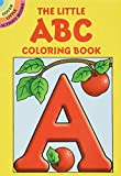 The Little ABC Coloring Book: Dover Little Activity Books