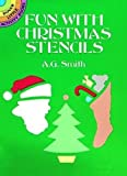 Fun with Christmas Stencil Stocking Stuffer