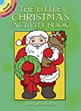 The Little Christmas Activity Book (Dover Little Activity Books)