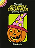 Buy Little Halloween Stained Glass Coloring Book from Amazon.com