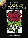 Buy Little Flowers Stained Glass Coloring Book from Amazon.com