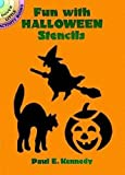 Fun with Halloween Stencils (Dover Little Activity Books)