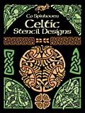Celtic Stencil Designs (Pictorial Archive) - book cover picture