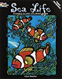 Buy Sea Life Stained Glass Coloring Book from Amazon.com