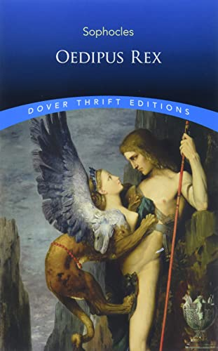 Oedipus Rex (Dover Thrift Editions) - SophoclesSir George Young