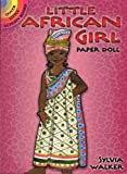 Little African Girl Paper Doll (Dover Little Activity Books)