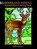 Buy Woodland Animals Stained Glass Coloring Book from Amazon.com
