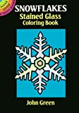 Buy Snowflakes Stained Glass Coloring Book from Amazon.com