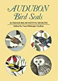 Audubon Bird Seals: 24 Pressure-Sensitive Designs (Pocket-Size Sticker Collections)