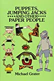cover of Puppets, Jumping Jacks and Other Paper People