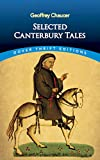 Selected Canterbury Tales (Dover Thrift Editions)