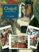 Chagall Postcards: 24 
