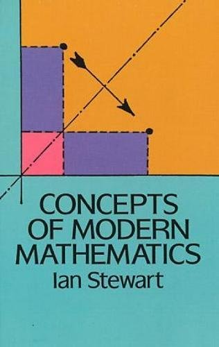 588. Concepts of Modern Mathematics (Dover Books on Mathematics)