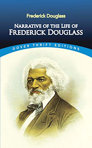 Narrative of the Life of Frederick Douglass Book Cover Picture