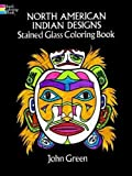 Buy North American Indian Designs Stained Glass Coloring Book from Amazon.com