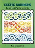 Easy-To-Use Celtic Borders Plastic Stencils