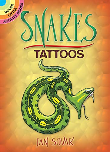 Snakes Tattoos (Temporary Tattoos) list: $1.50 - our price: $3.49