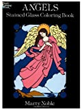 Buy Angels Stained Glass Coloring Book from Amazon.com