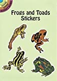 Frogs and Toads Stickers (Dover Little Activity Books)