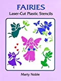Fairies Laser-Cut Plastic Stencils (Laser-Cut Stencils) - book cover picture