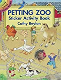 Petting Zoo Sticker Activity Book (Dover Little Activity Books)