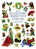 504 Decorative Vignettes in Full Color (Dover Pictorial Archive Series) - book cover picture